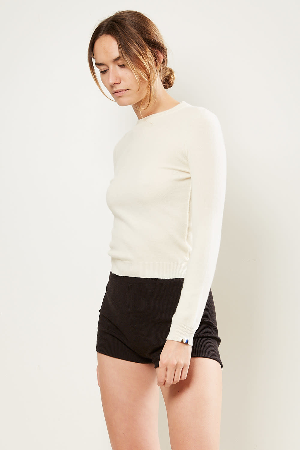 extreme cashmere - Nº89 kid extra small sweater