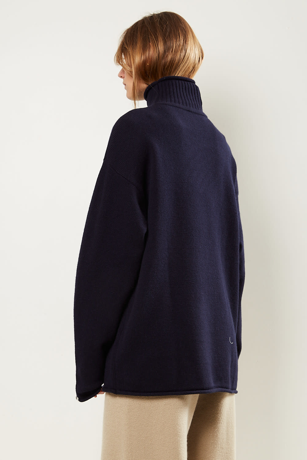 extreme cashmere No100 hippy oversize sweater