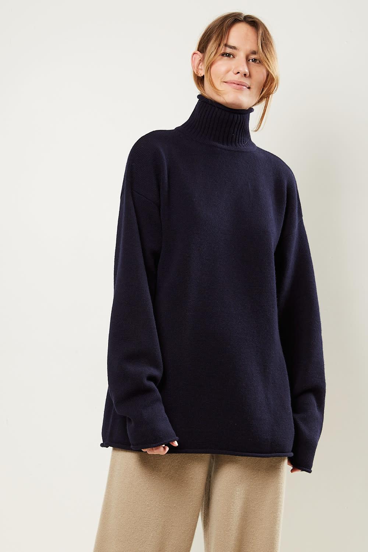 extreme cashmere - No100 hippy oversize sweater