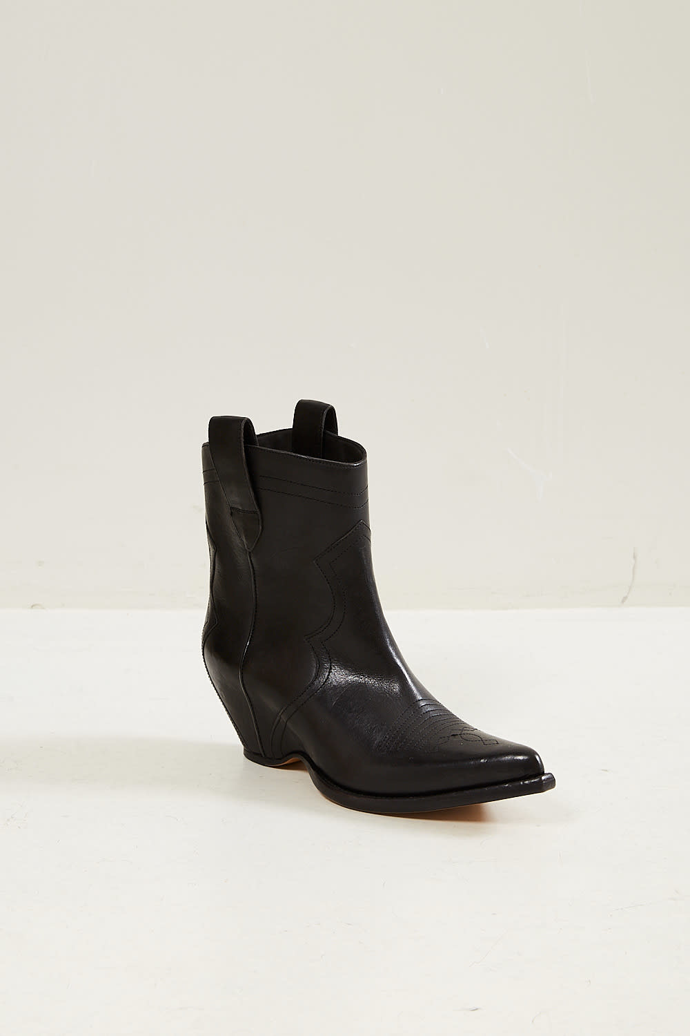 Maison Margiela Sendra vegetable leather boots