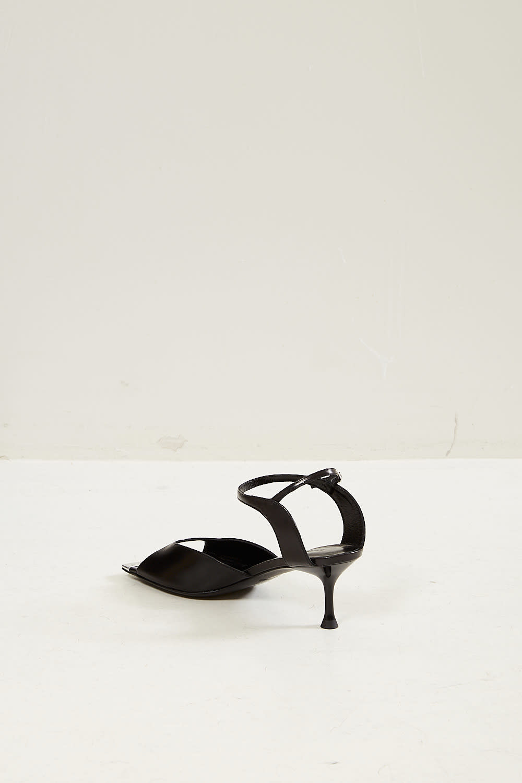 Morobé - Grace mid heel sandal