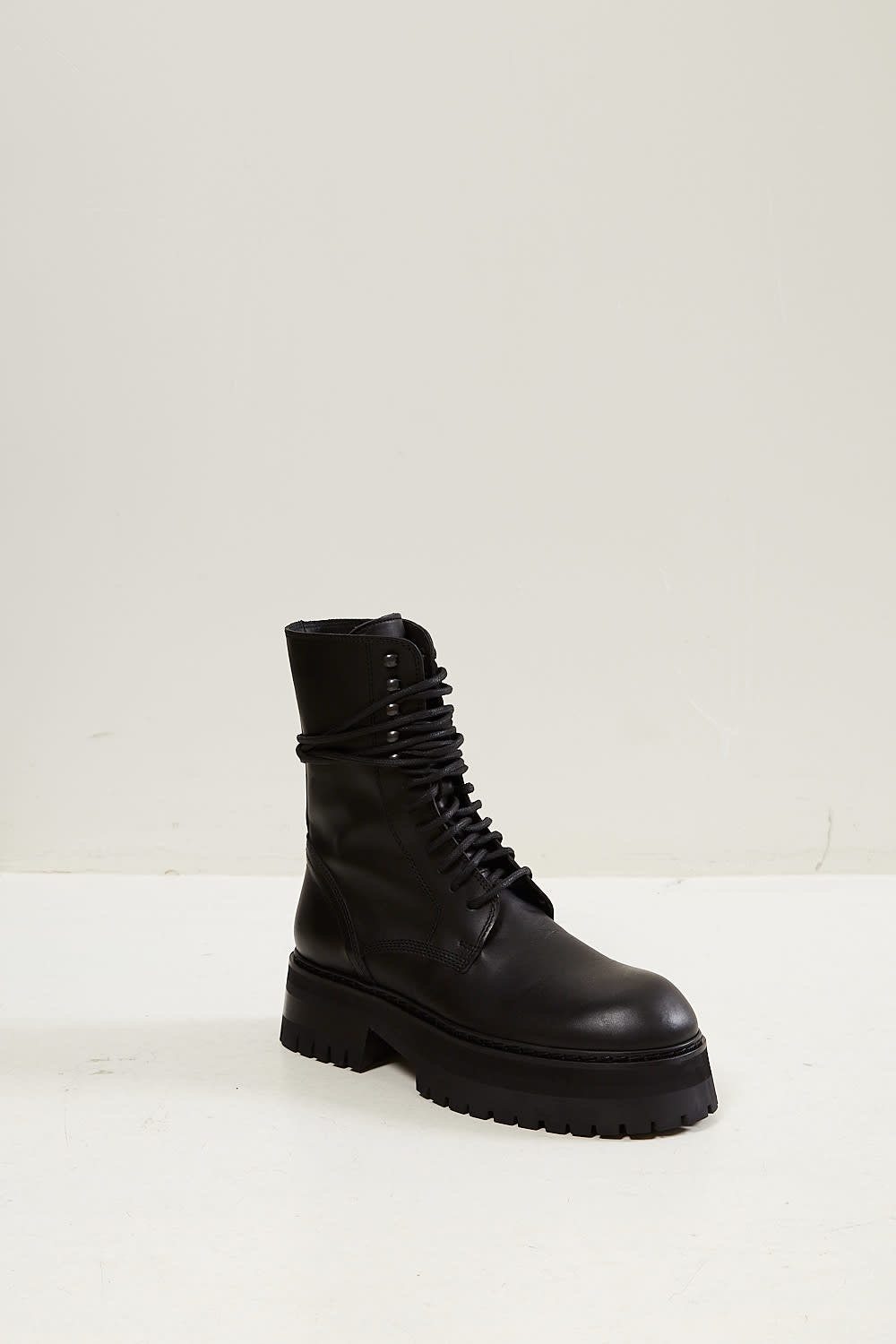 Ann Demeulemeester Tucson nero boots