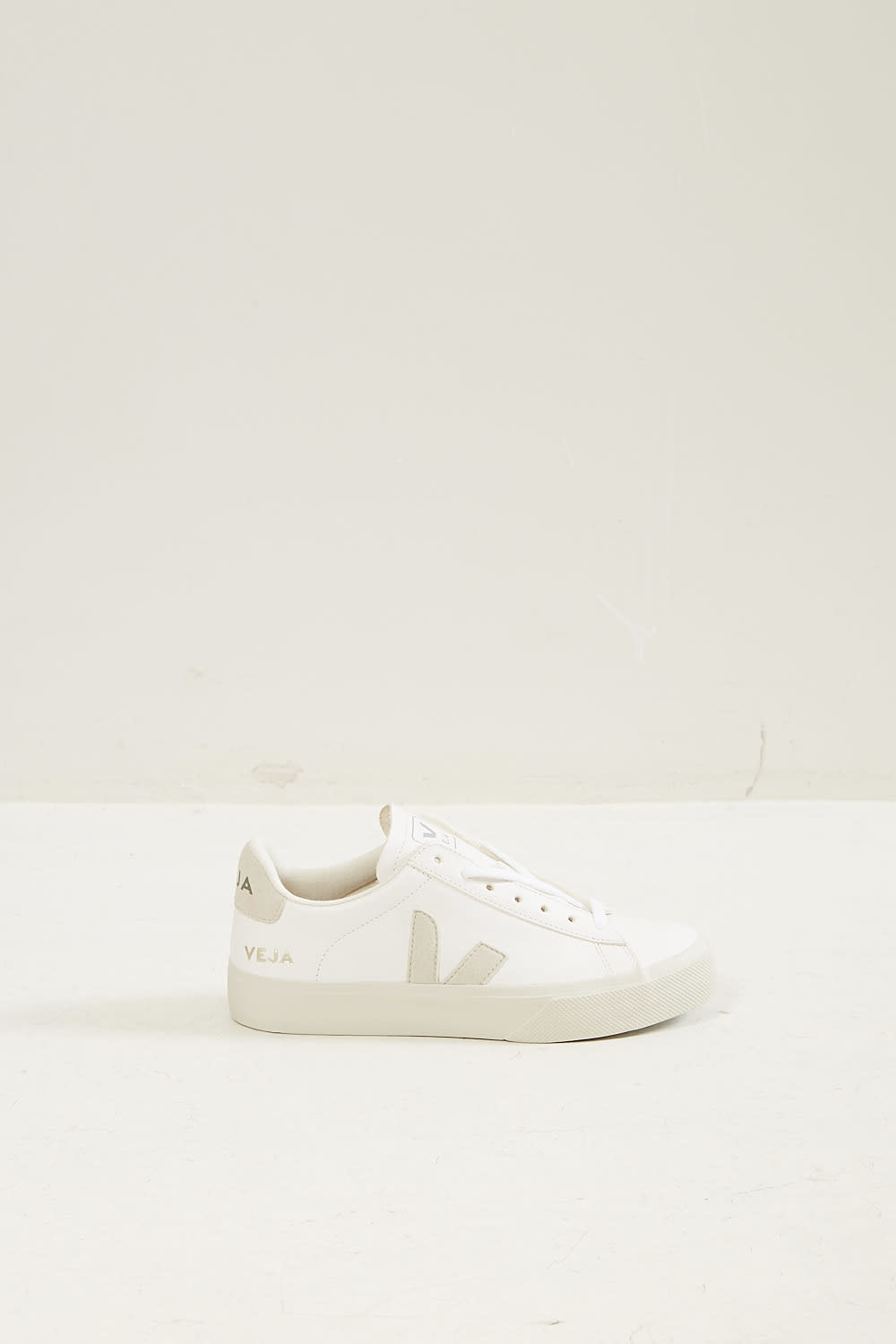 Veja - Campo chromefree leather sneakers