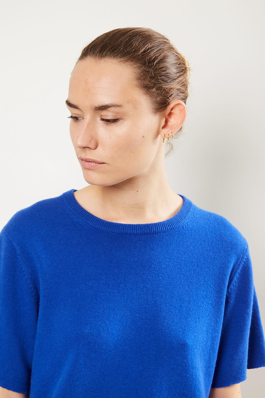extreme cashmere - No64 classic unisex tshirt primary blue