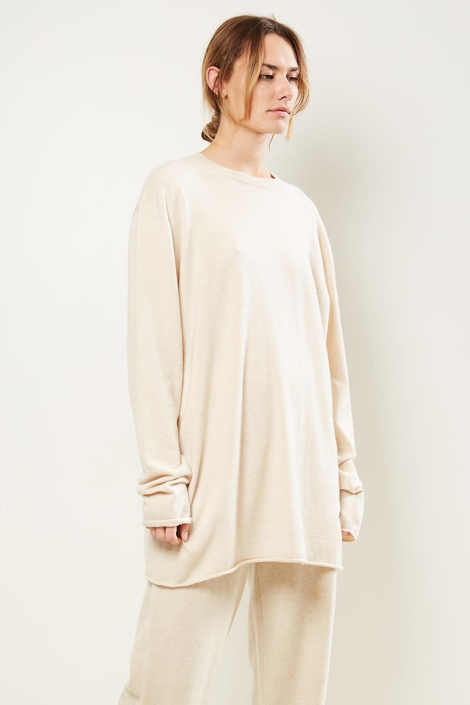 extreme cashmere Hein 2/60 cashmere tshirt