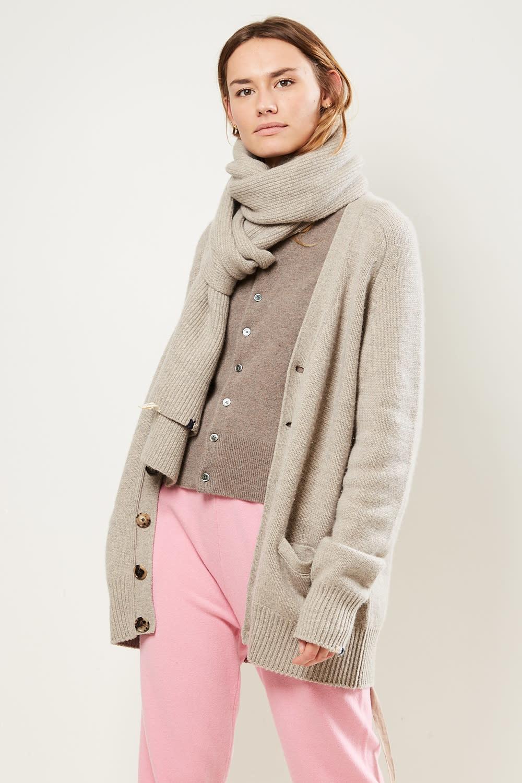 extreme cashmere No85 spag extra long scarf