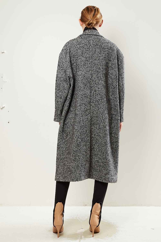Etoile Isabel Marant - Ojima heringbone wool coat