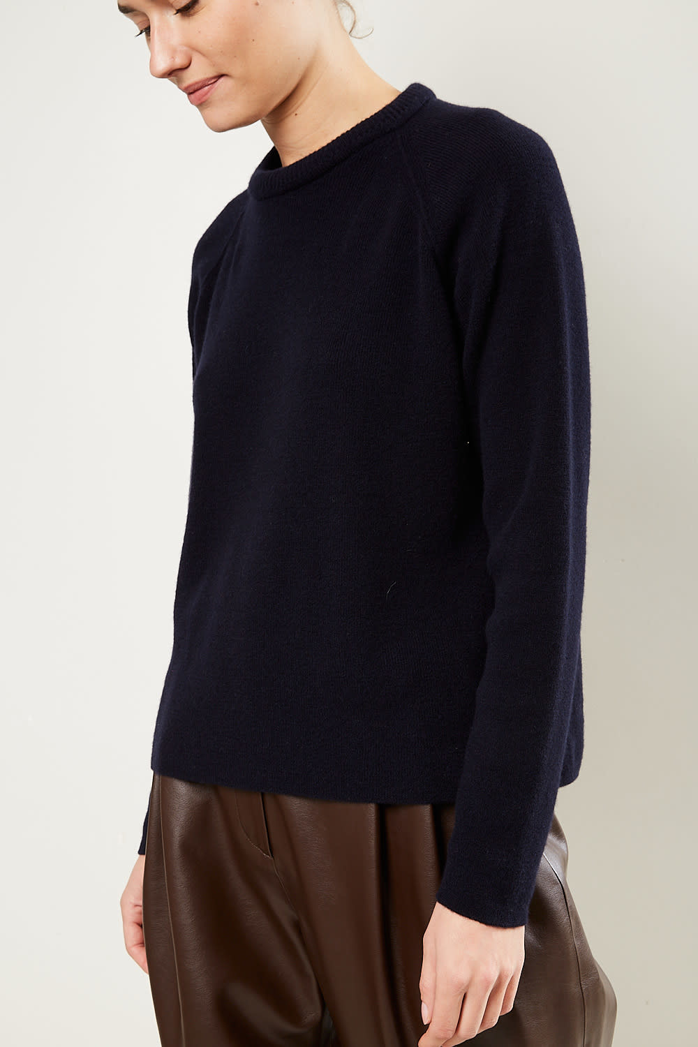 Forte Forte Ribbed cashmere wool sweater