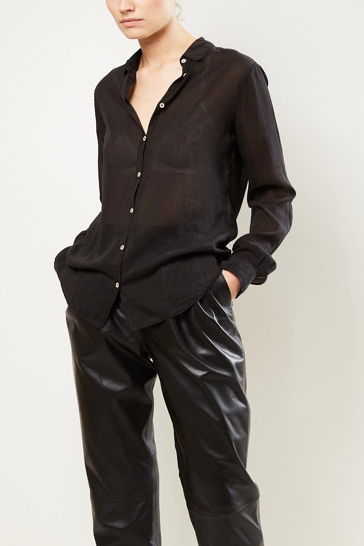 Forte Forte - cotton silk blend shirt