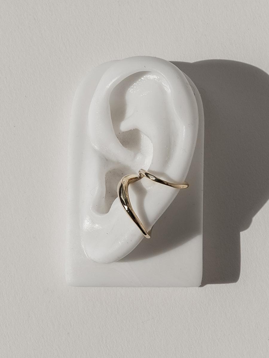 Faris - Double ear cuff