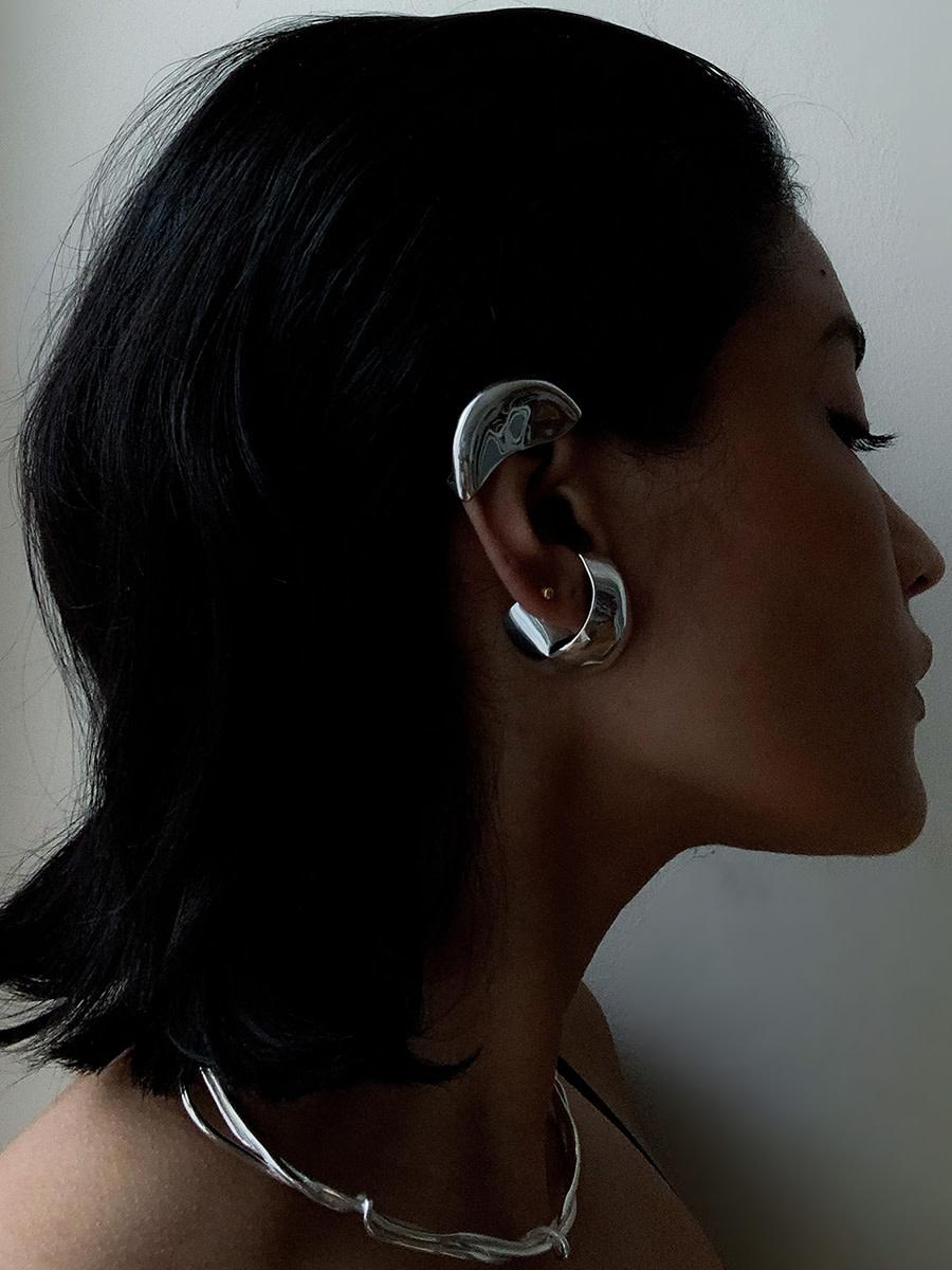 Faris - Fortuna ear cuff