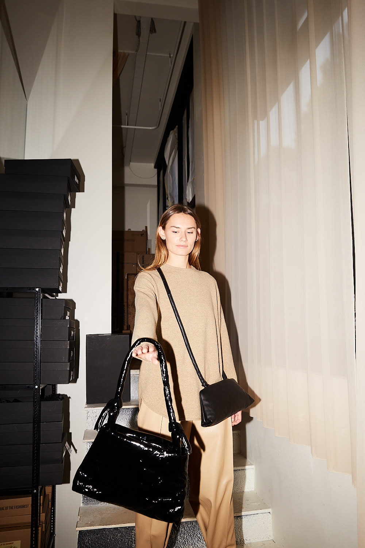 KASSL - Bag Lady Leather