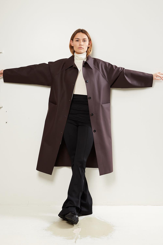 KASSL Coat Original Below Rubber