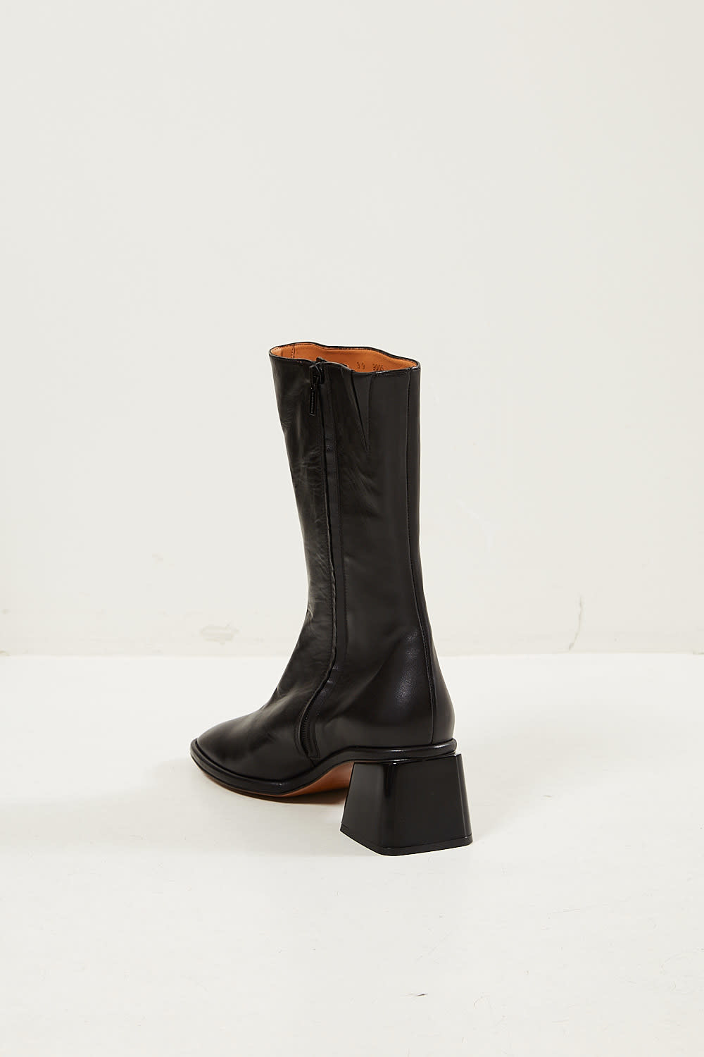 Clergerie - Tara lambs leather boots
