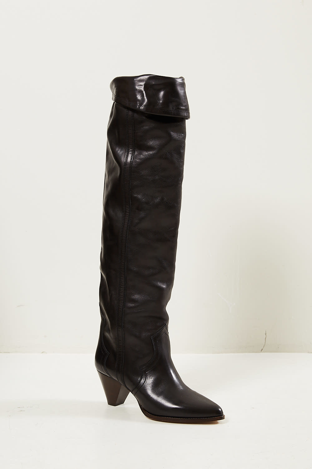 Isabel Marant Remko leather high boots