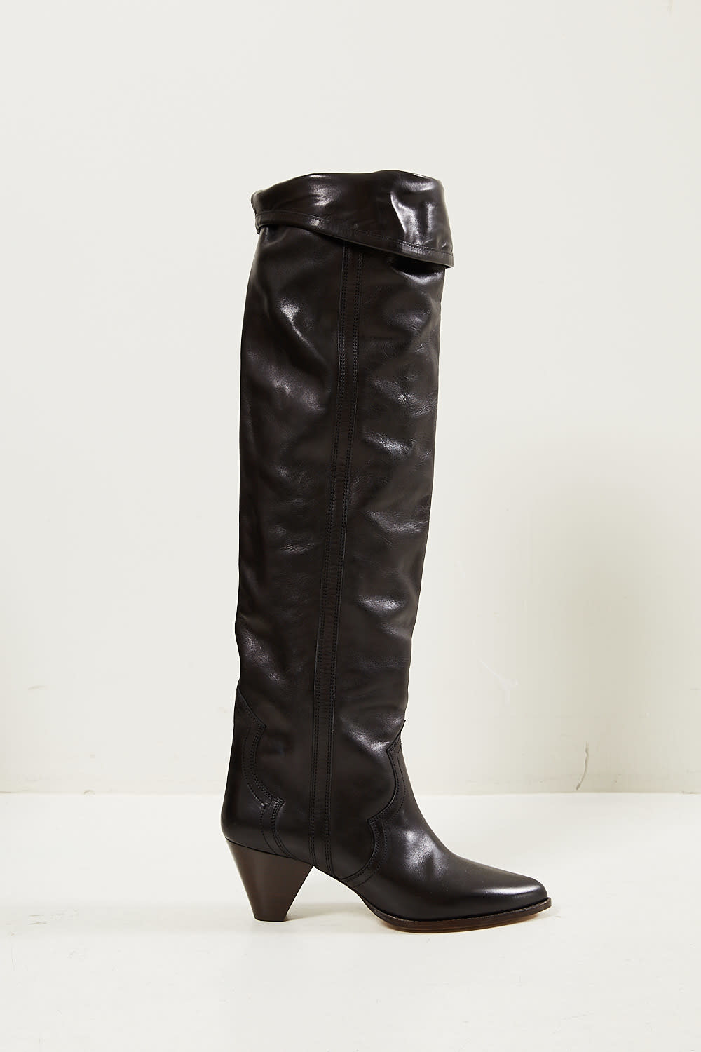 Isabel Marant - Remko leather high boots