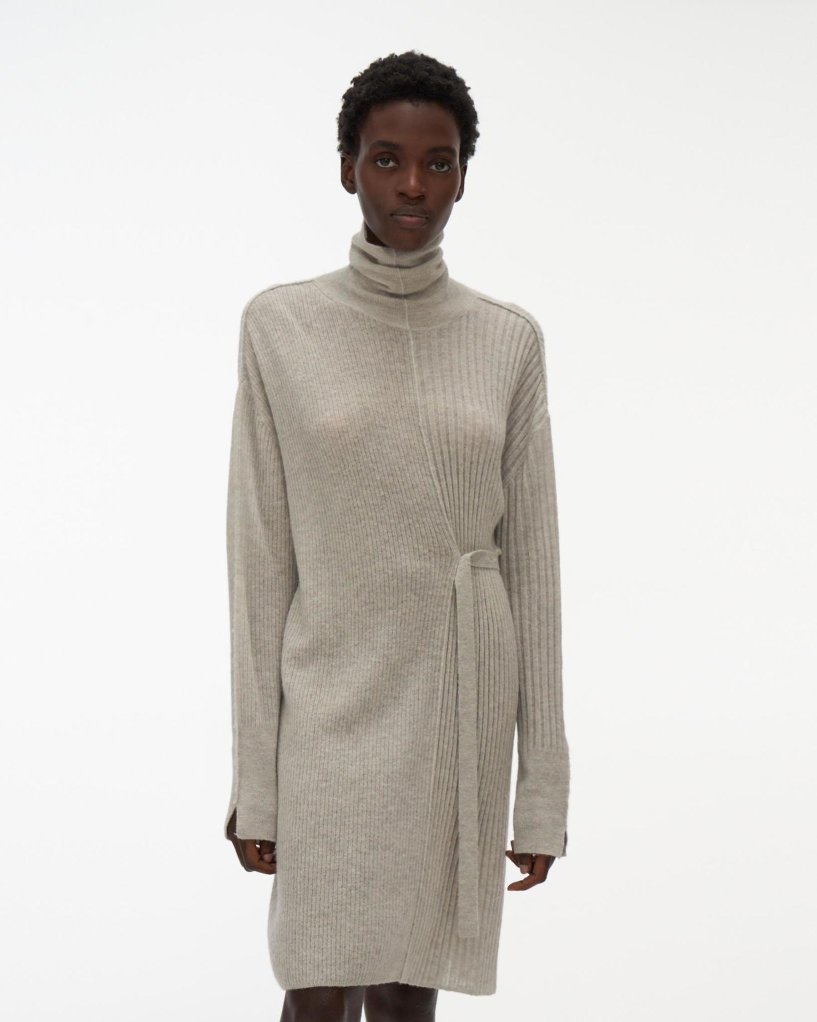 Helmut Lang Strap tneck sweater