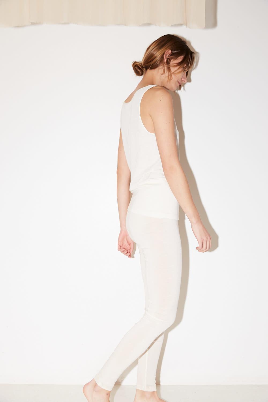 hanro - Woolen silk tank top