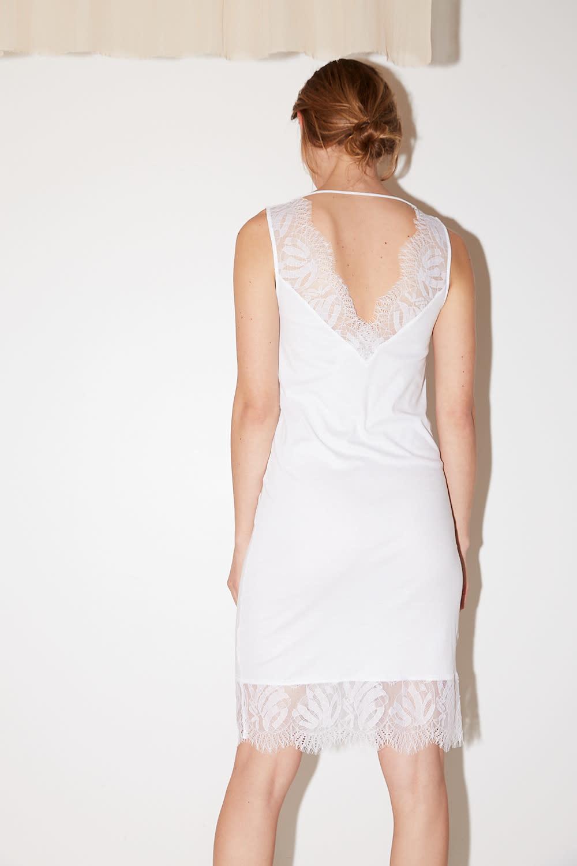 hanro Makena sleeveless nightdress