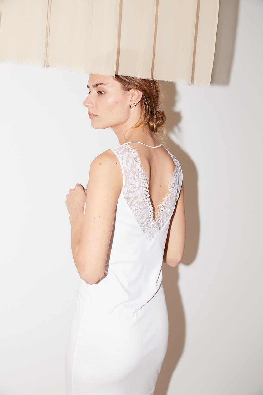 hanro - Makena sleeveless nightdress