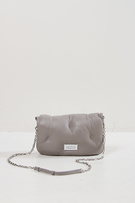Maison Margiela - Glam slam leather pochette