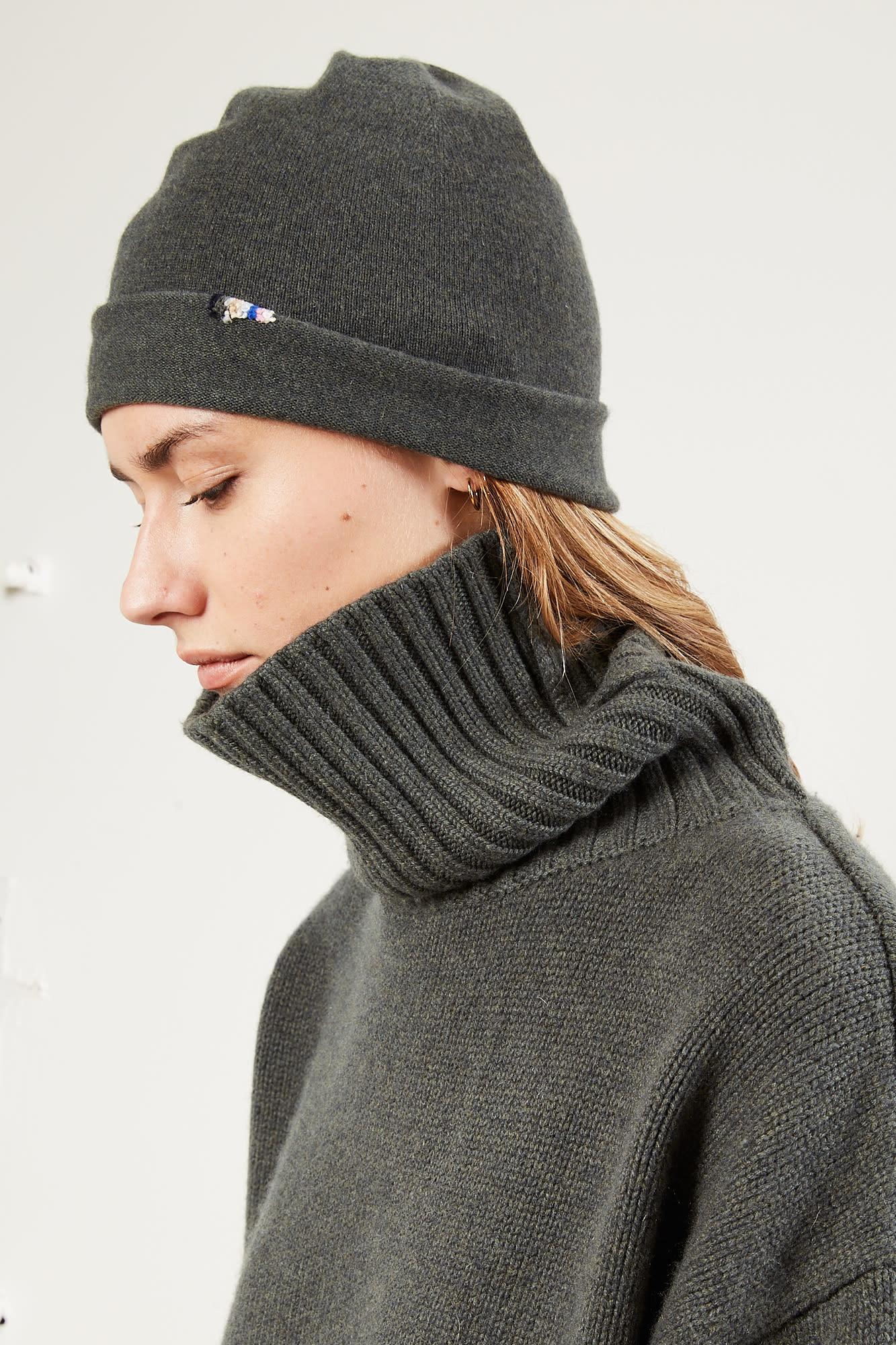 extreme cashmere No34 Bon unisex one layer bonnet