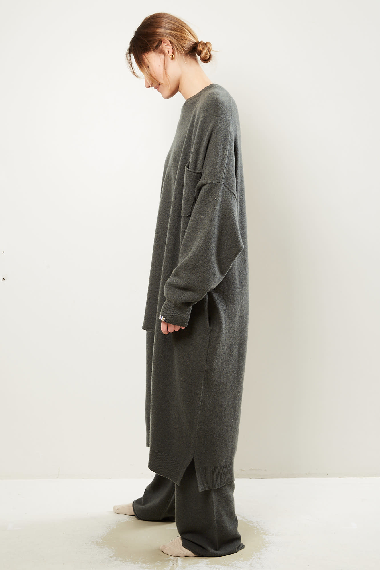 extreme cashmere - No61 Koto long version cardigan