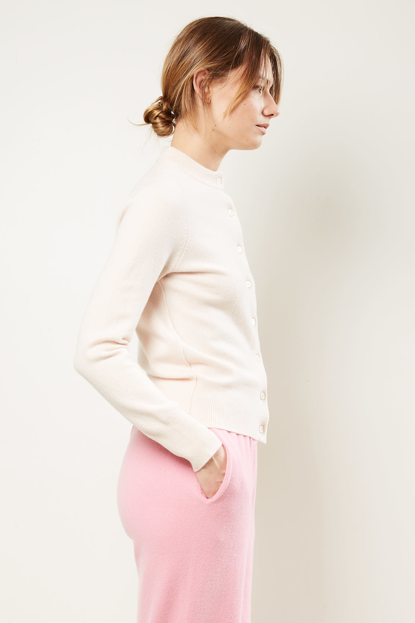 extreme cashmere - No99 little cardigan