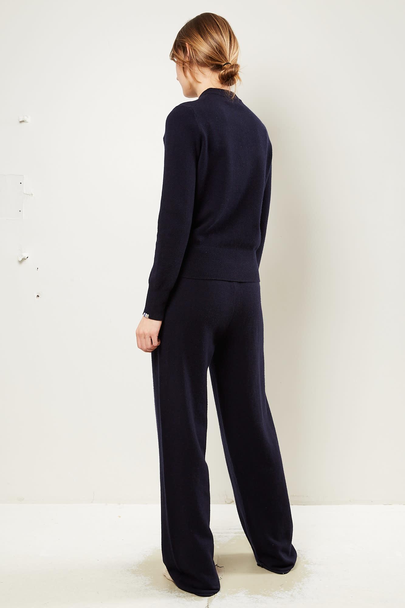 extreme cashmere - No104 Trousers wide leg pants