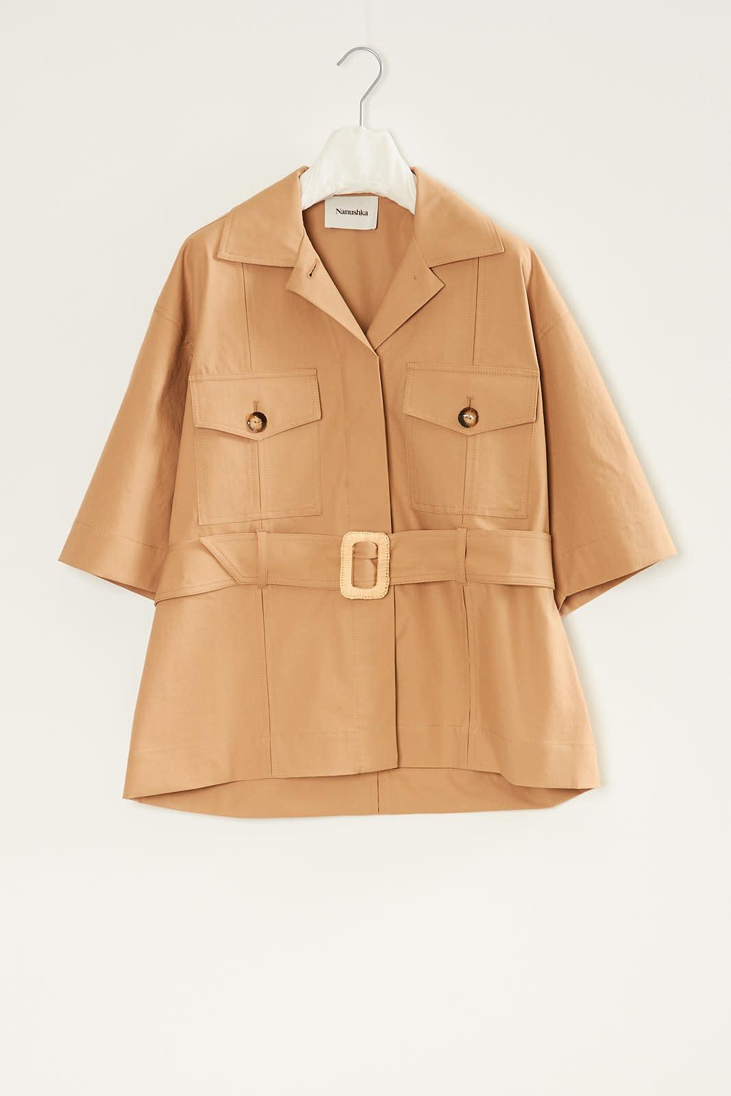 Nanushka - Daino twill jacket
