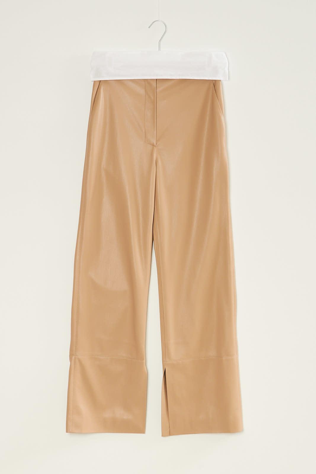Nanushka - Rhyan vegan leather pants