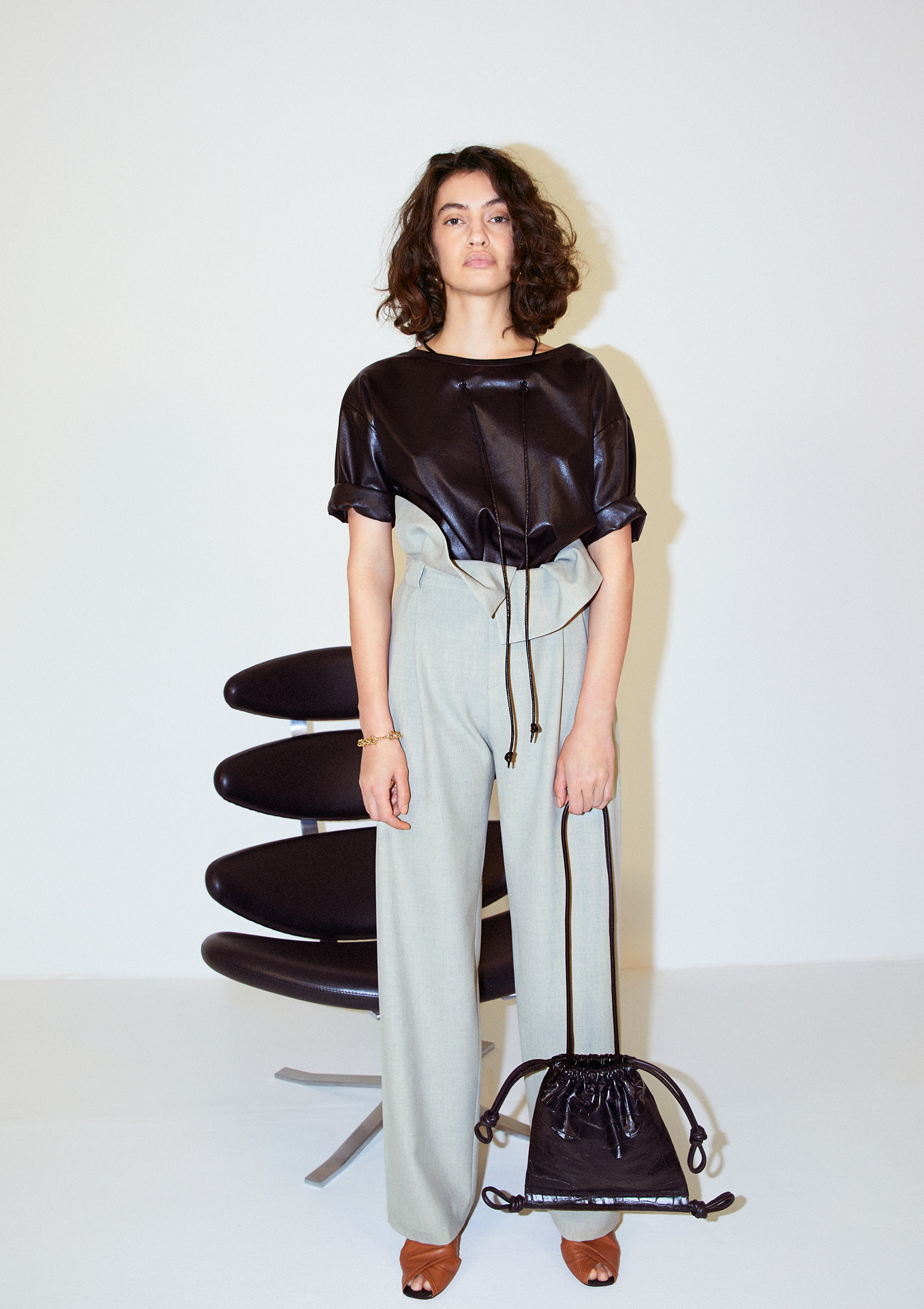 Aeron - Coya georgette pants