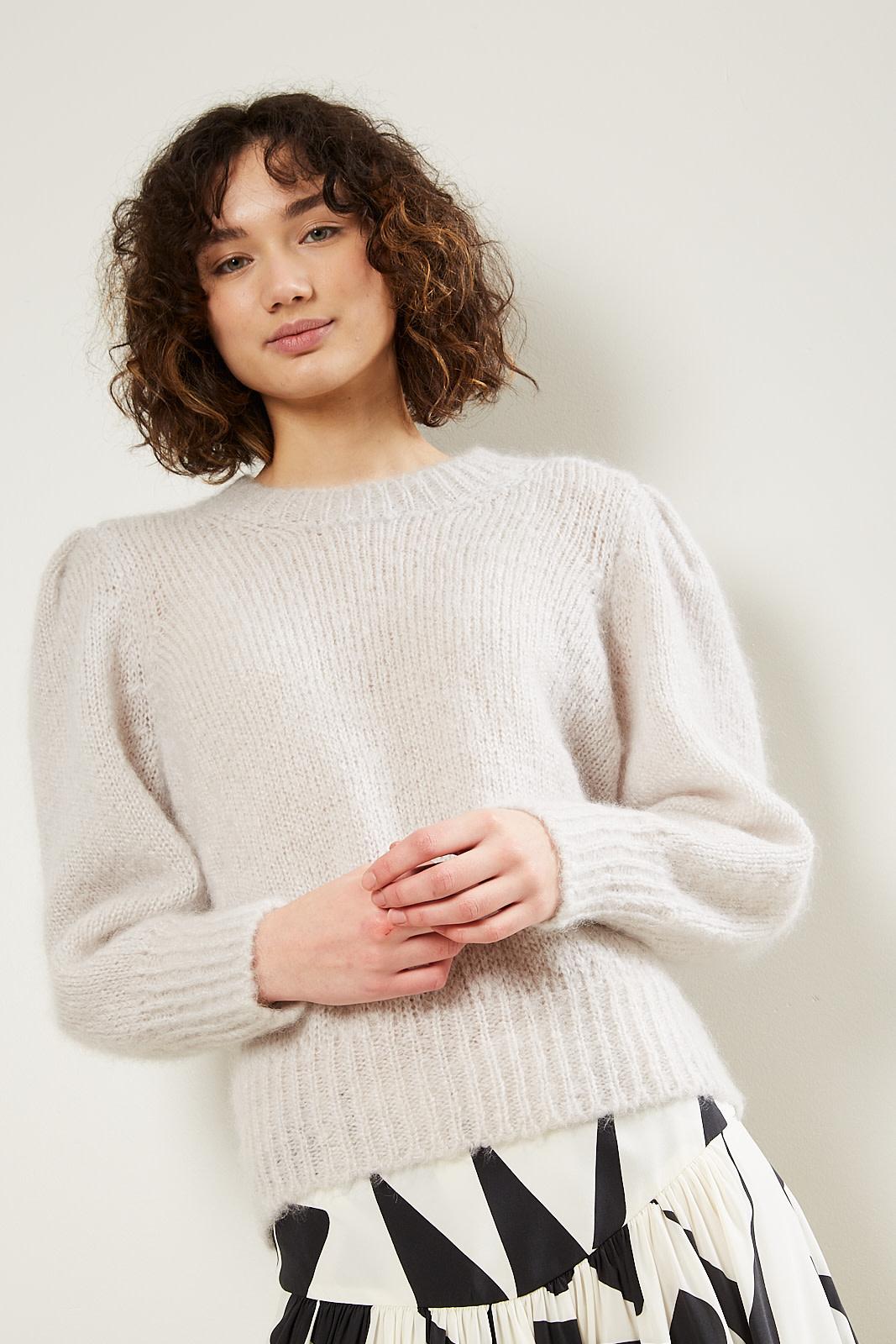 Isabel Marant - Emma chunky light knit sweater