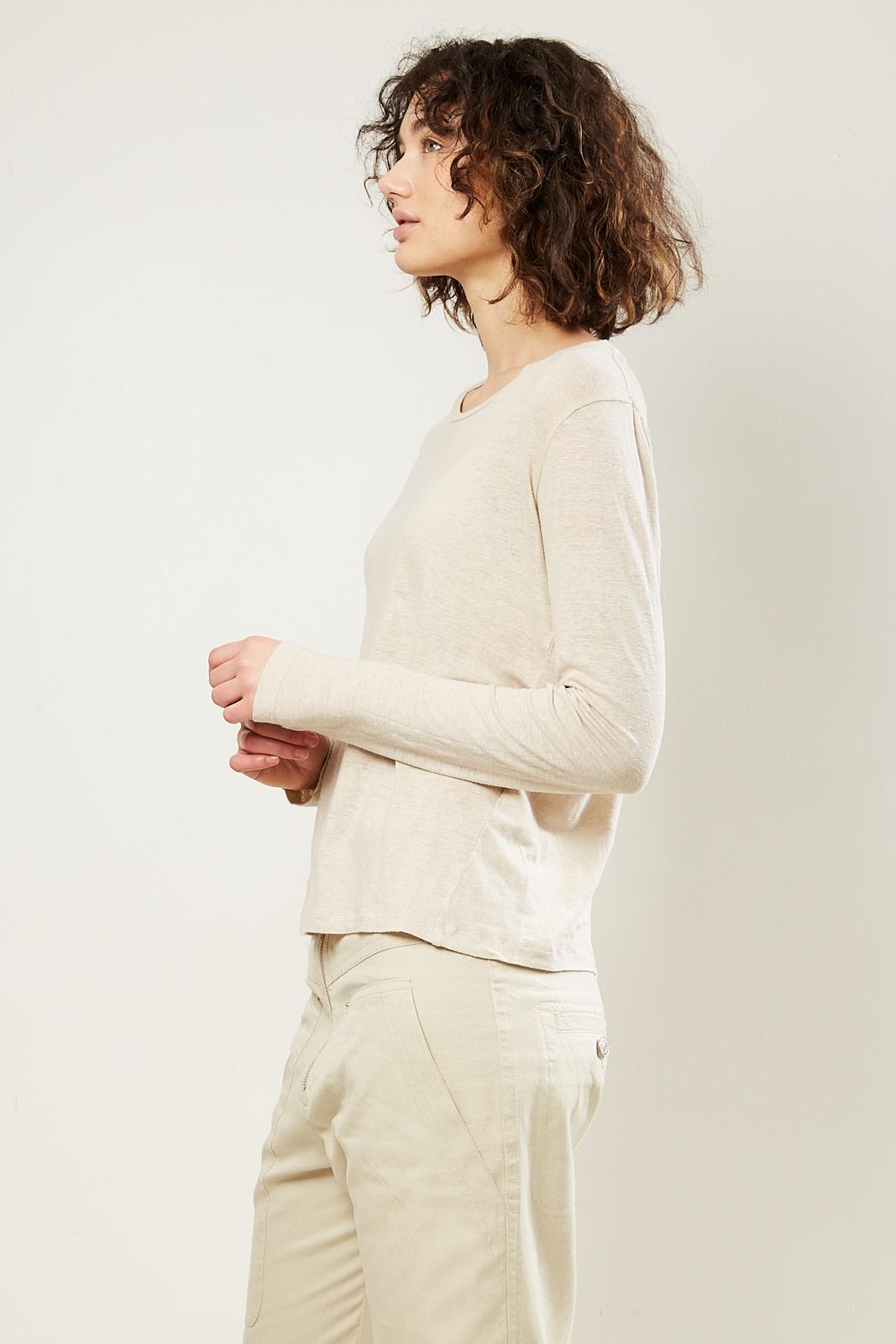 Etoile Isabel Marant - Kaaron linen t-shirt