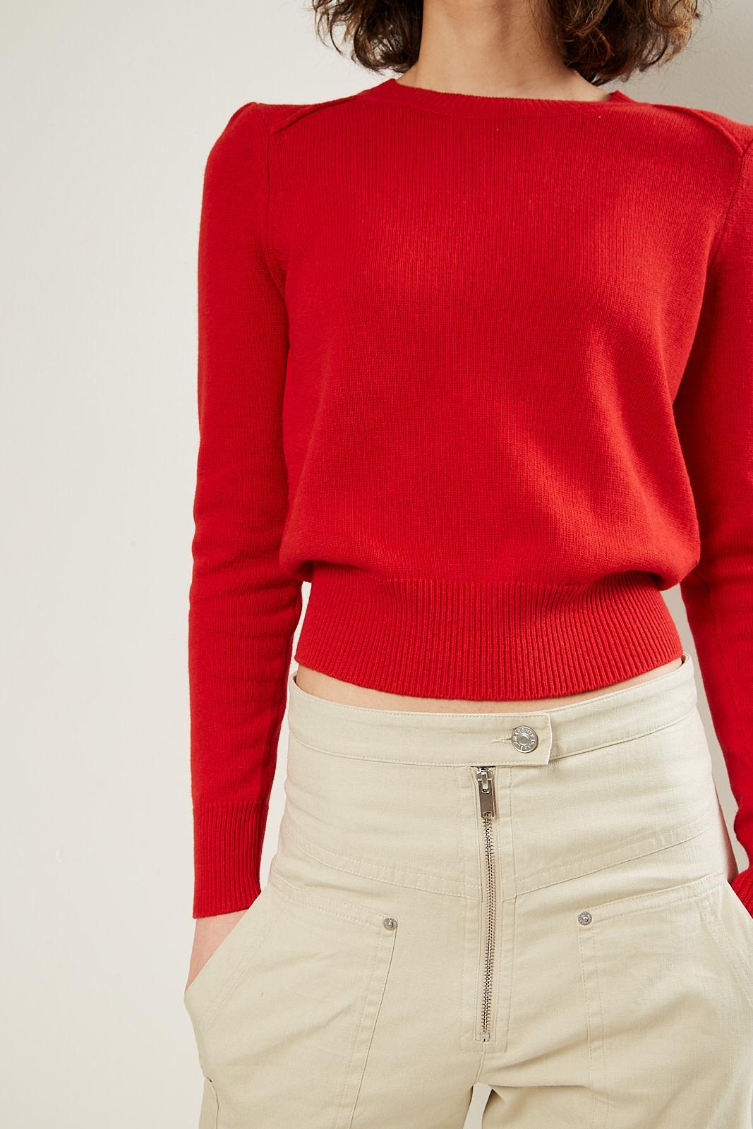 Etoile Isabel Marant - kleely regular knit sweater
