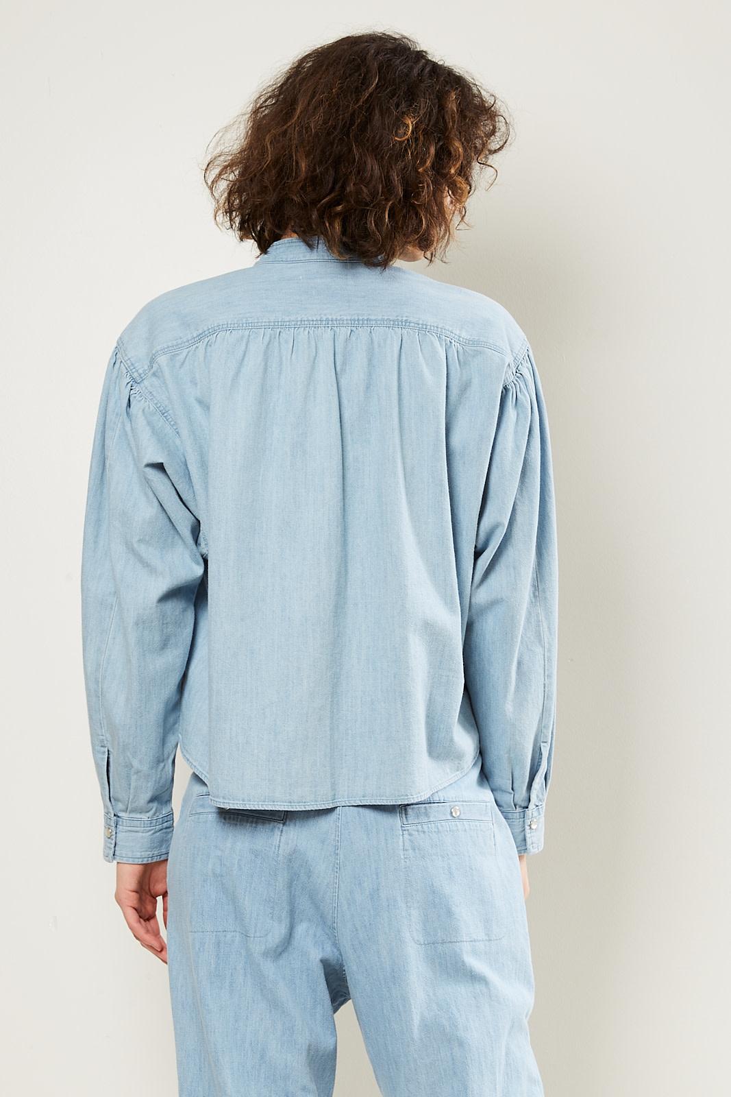 Etoile Isabel Marant - Madoc jeans shirt
