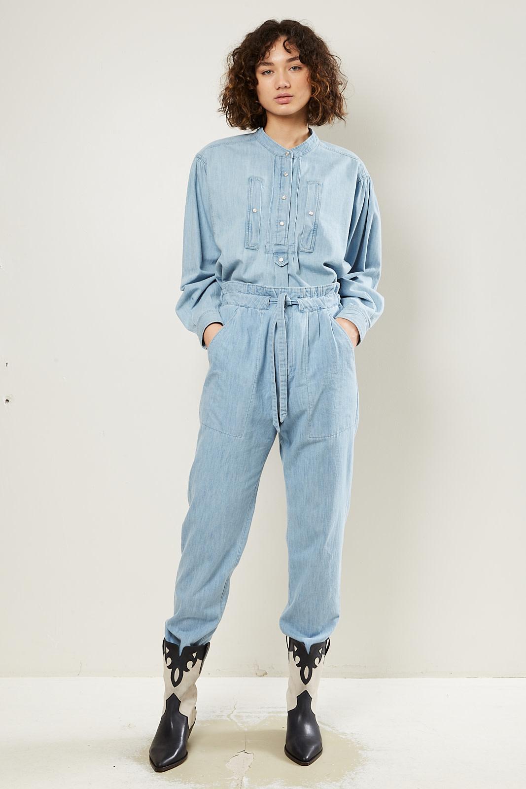 Etoile Isabel Marant Muardo jeans trousers