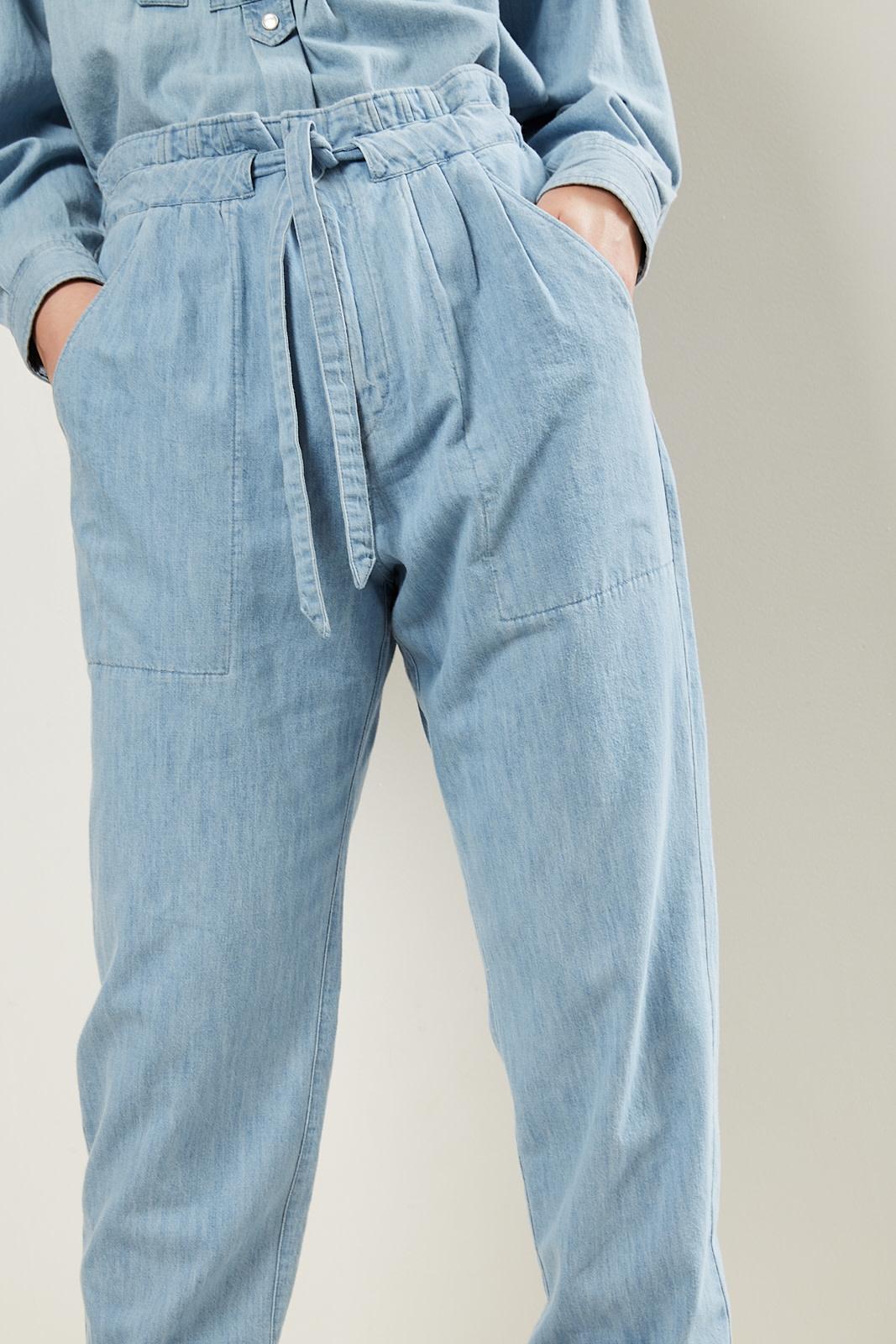 Etoile Isabel Marant - Muardo jeans trousers