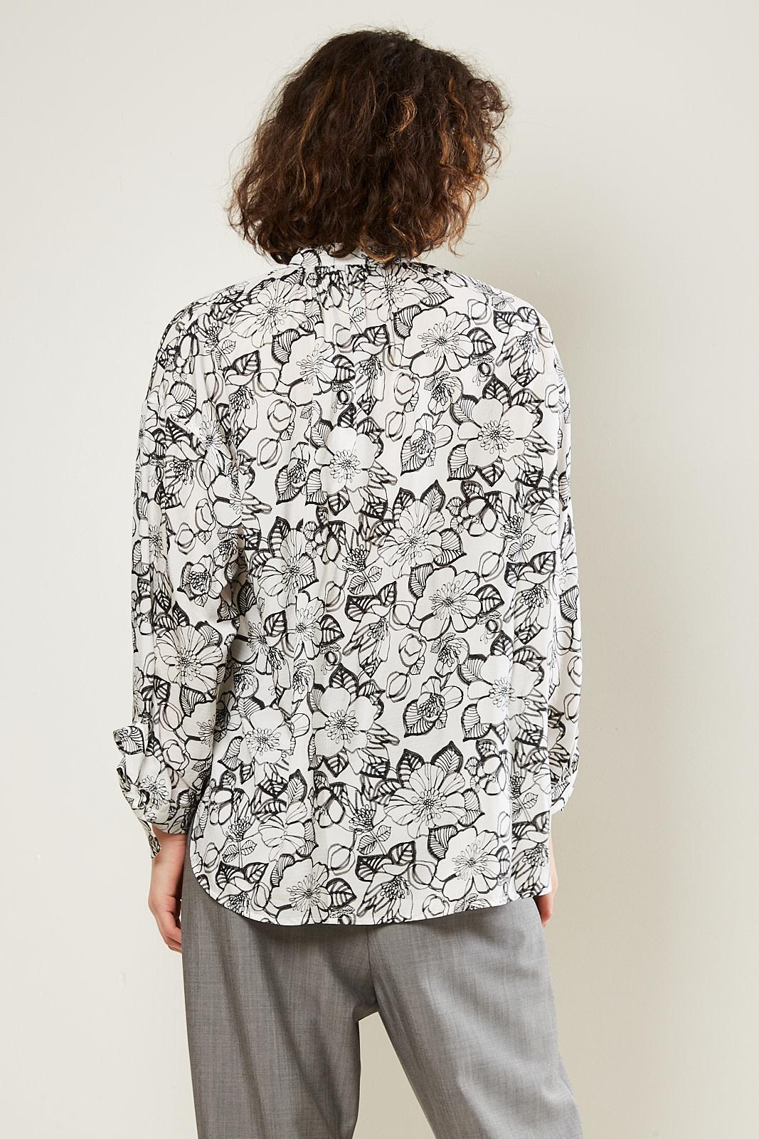 Christian Wijnants - Tanny romantic blouse