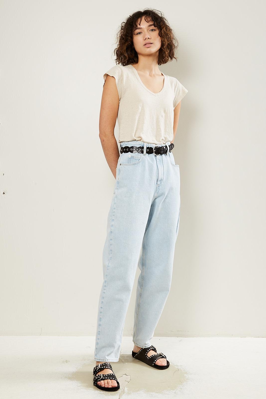 Etoile Isabel Marant Corsysr jeans trousers