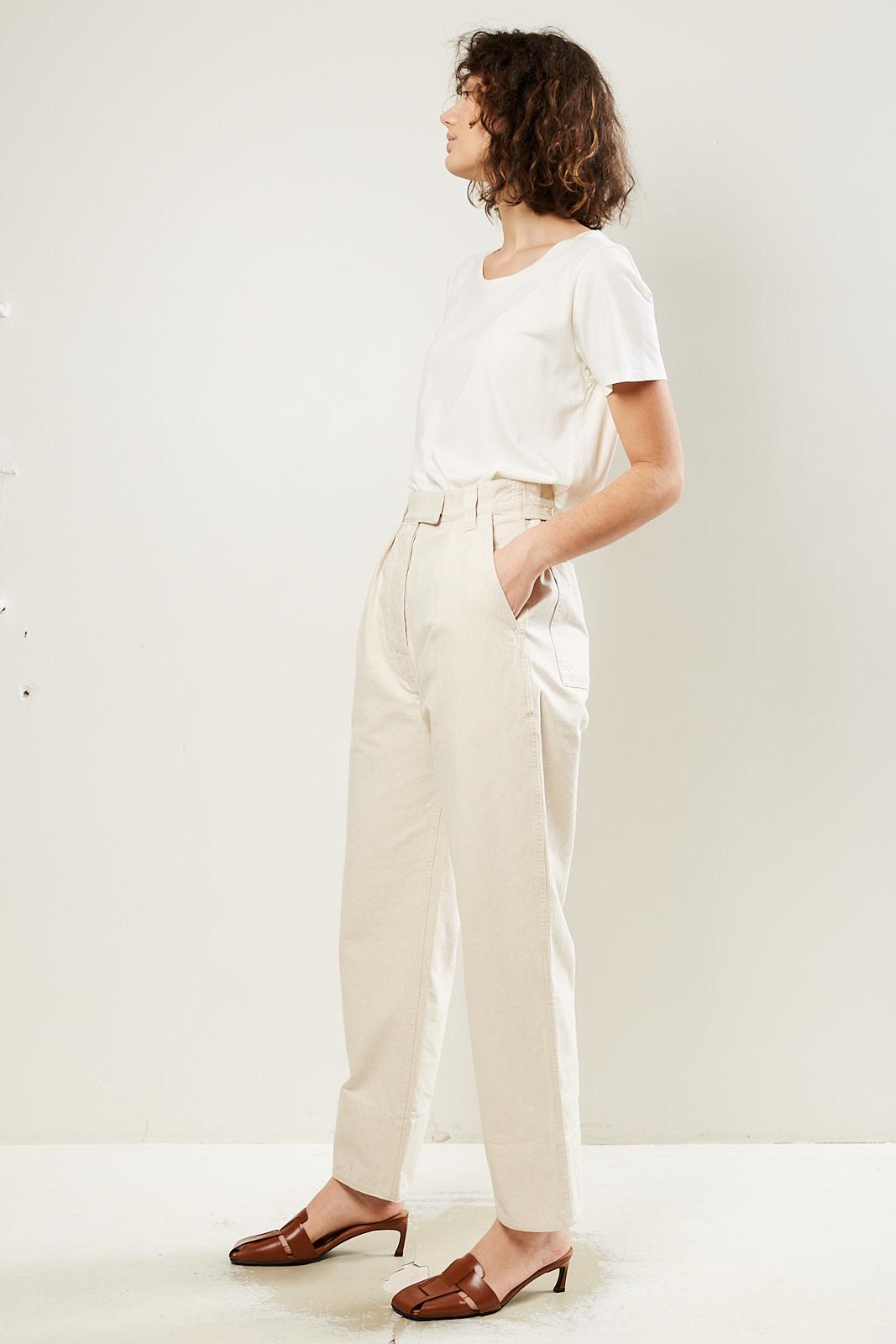 Margaret Howell - MHL wide hem trousers