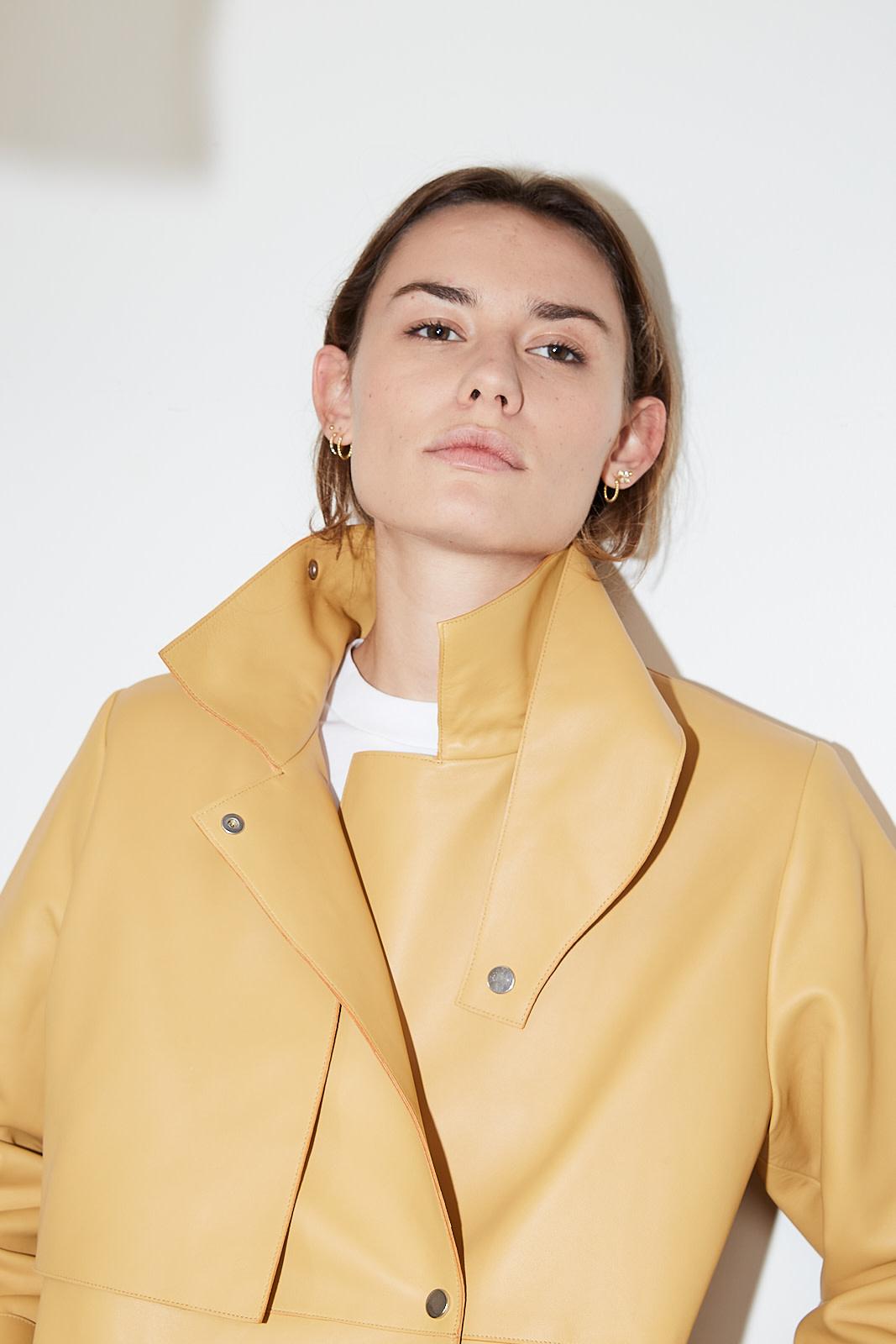 Aeron - Staat leather jacket