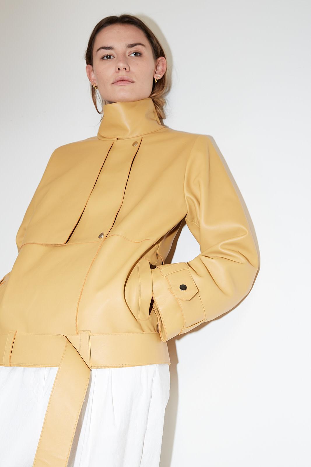 Aeron Staat leather jacket