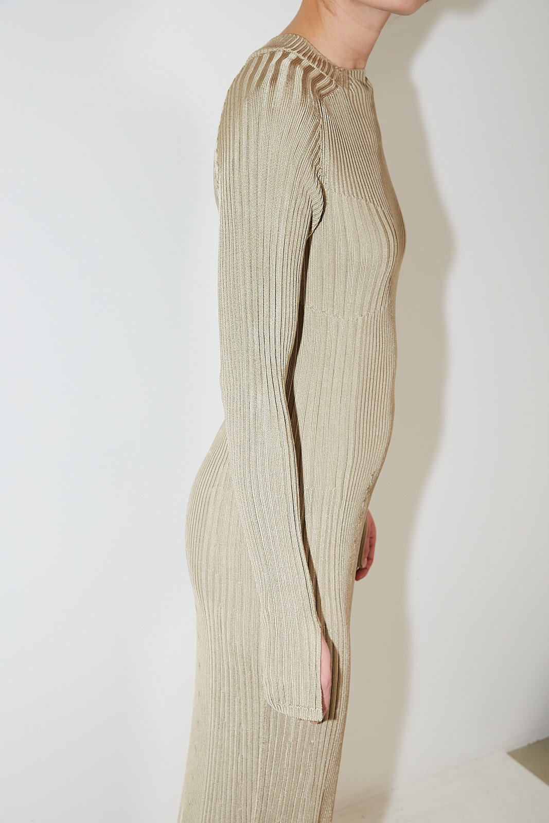 Aeron - Brise fine knit dress