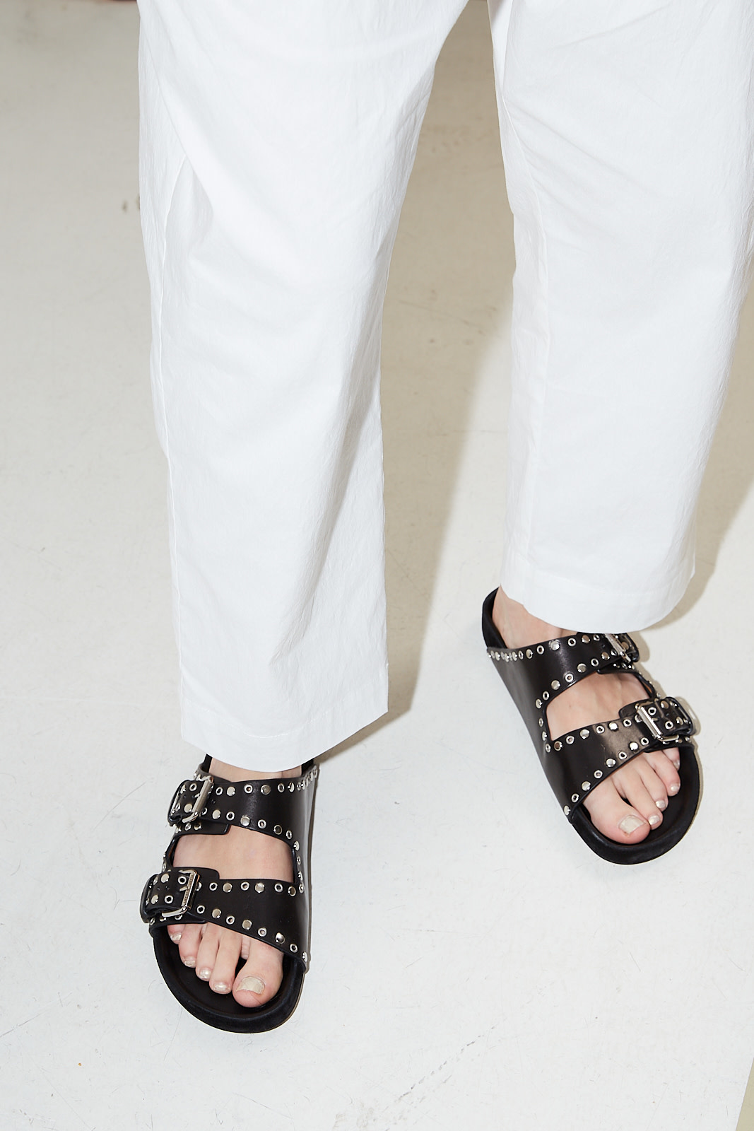 Isabel Marant Lennyo studded sandals