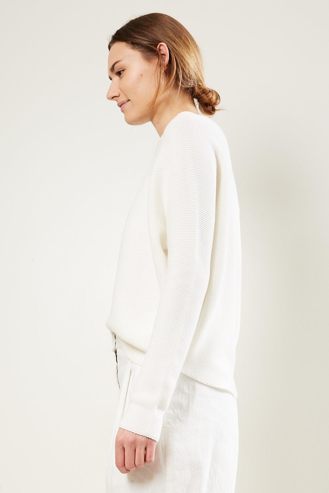 Christian Wijnants - Kami whole garment roundneck sweater