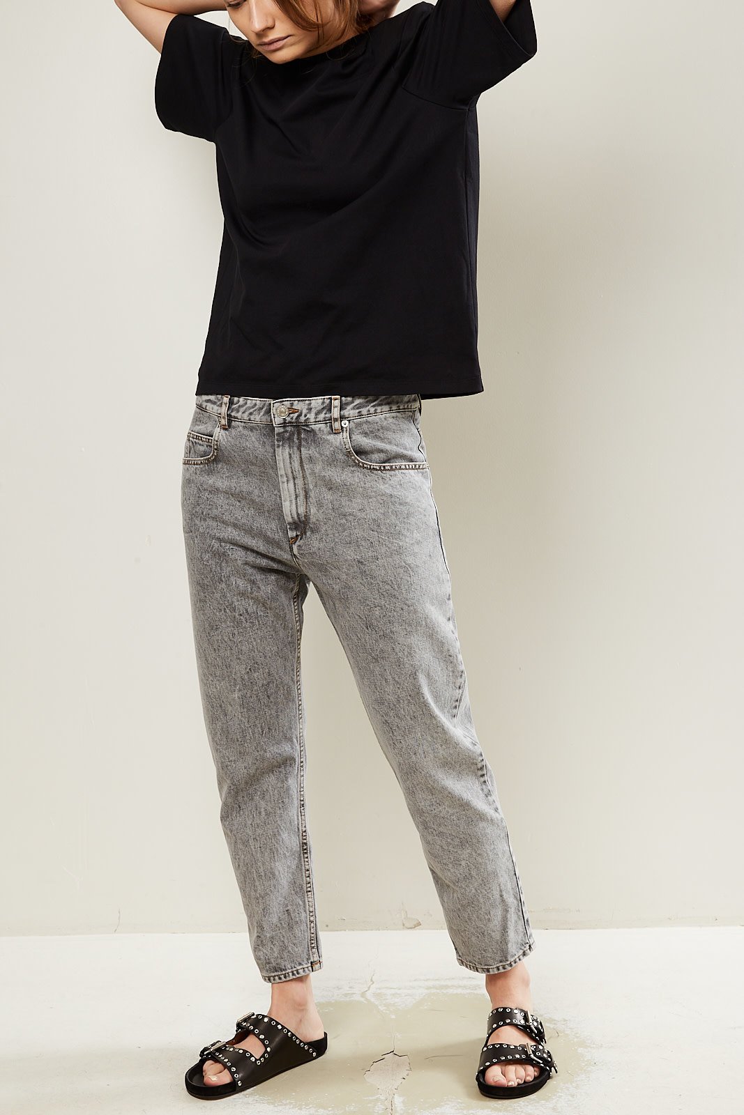 Etoile Isabel Marant Neasr jeans trousers