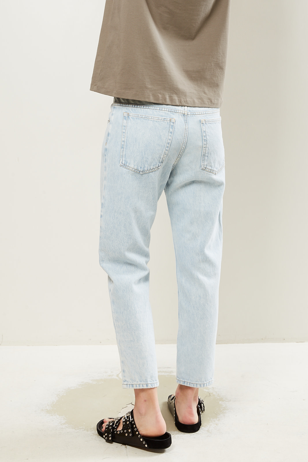 Etoile Isabel Marant - Neasr jeans trousers