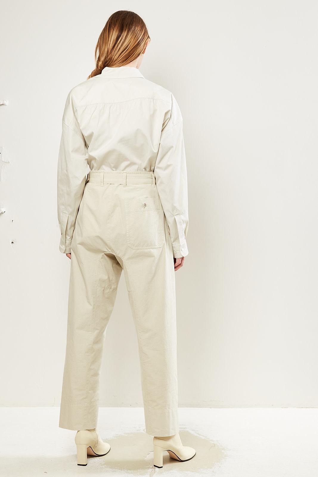 Lemaire - 4 pleats pants