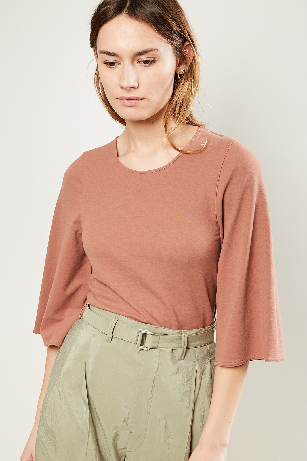 Lemaire - Jersey t-shirt